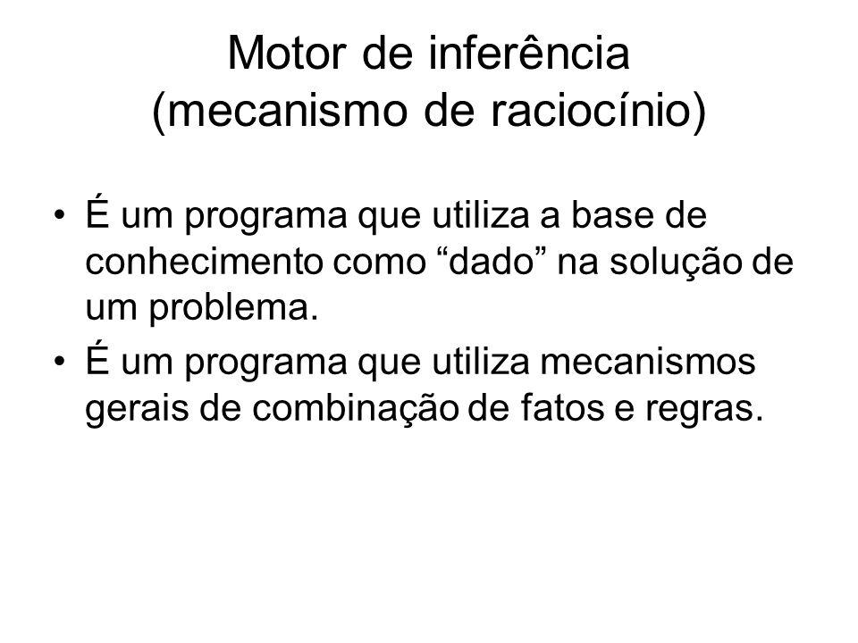 Motor de inferência (mecanismo de raciocínio)
