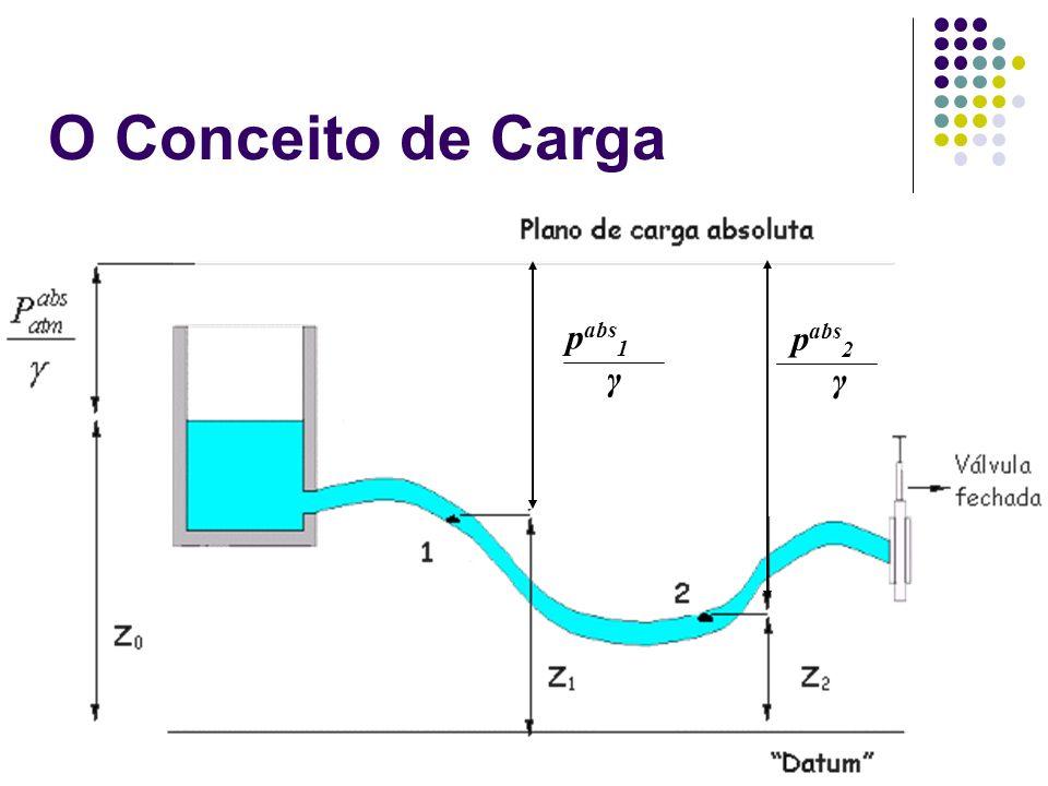 O Conceito de Carga pabs1 γ pabs2