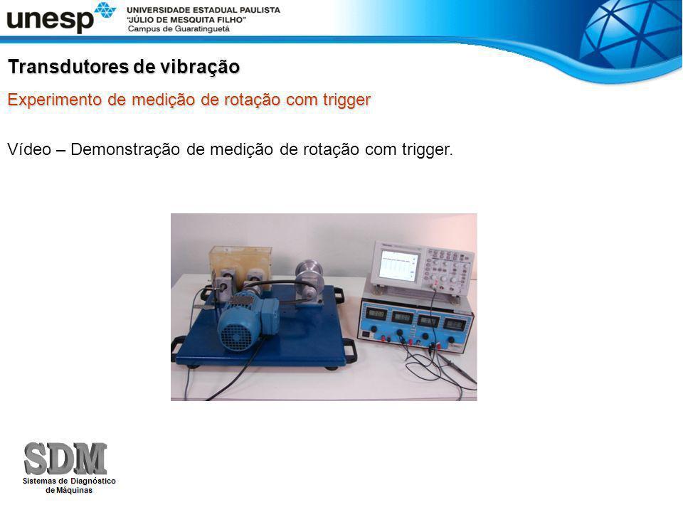Transdutores de vibração
