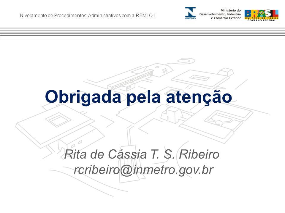 Rita de Cássia T. S. Ribeiro