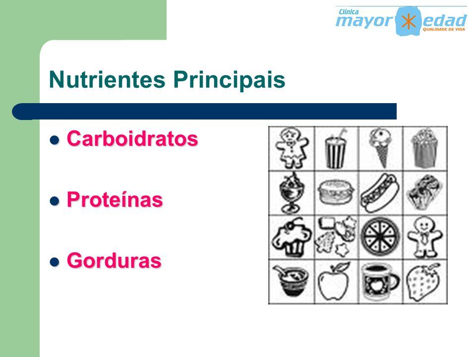 Nutrientes Principais
