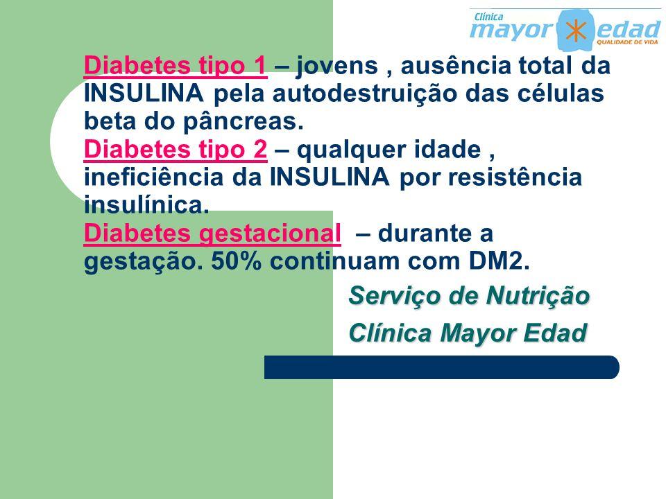 Serviço de Nutrição Clínica Mayor Edad