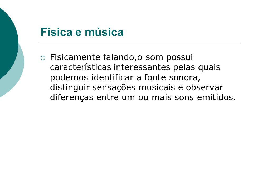 Física e música