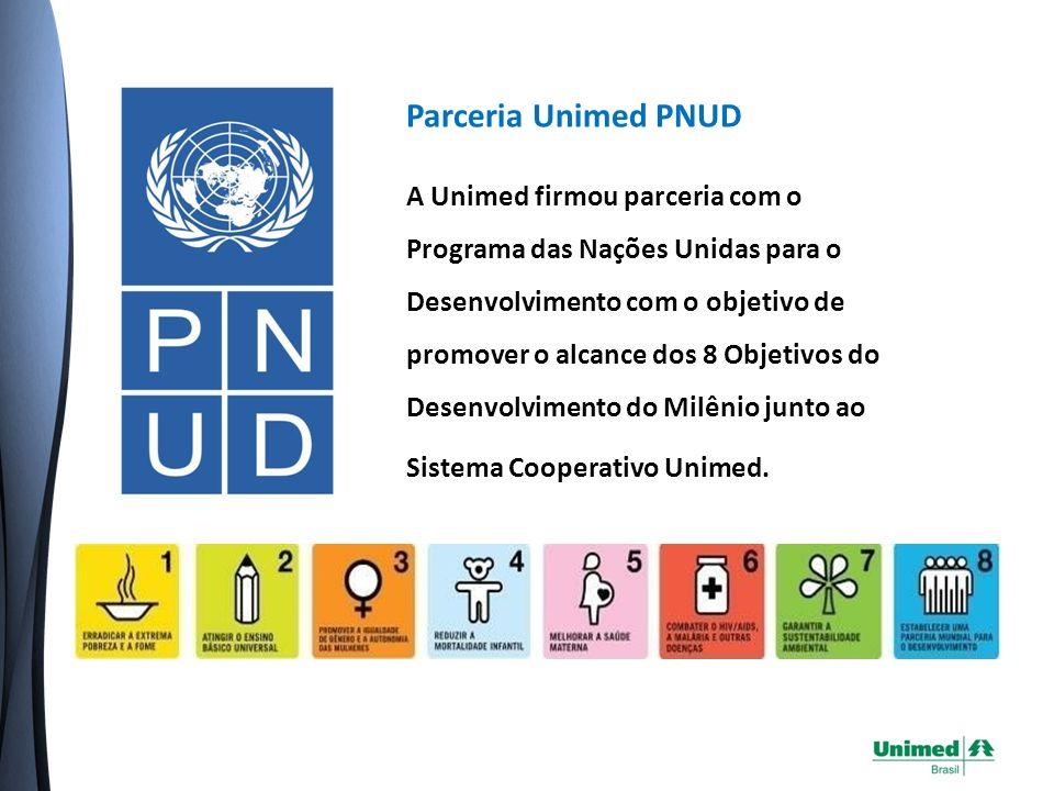 Parceria Unimed PNUD