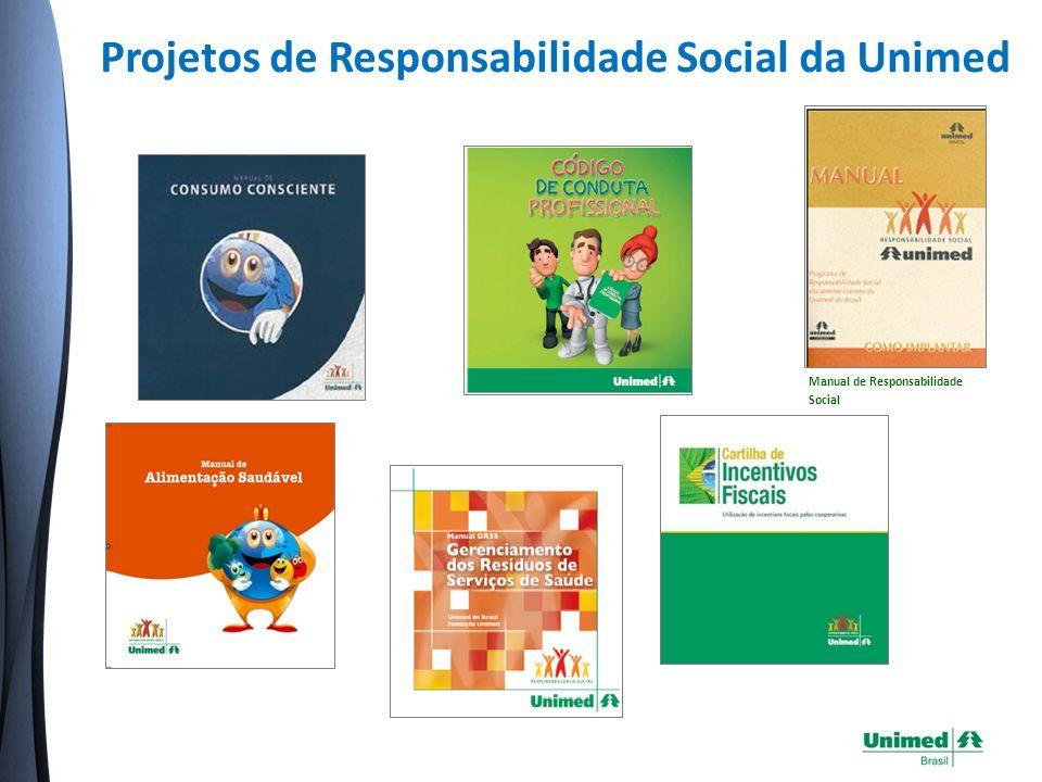 Projetos de Responsabilidade Social da Unimed