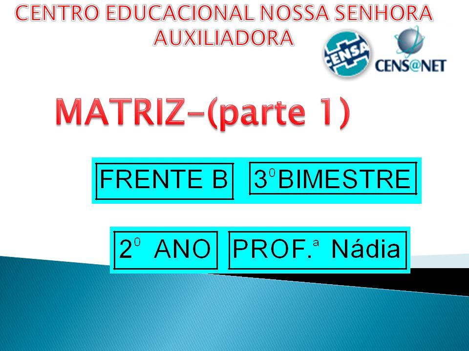 CENTRO EDUCACIONAL NOSSA SENHORA AUXILIADORA
