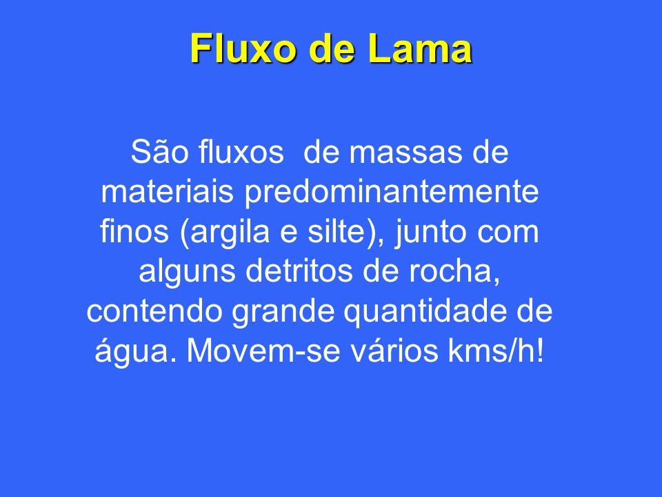 Fluxo de Lama