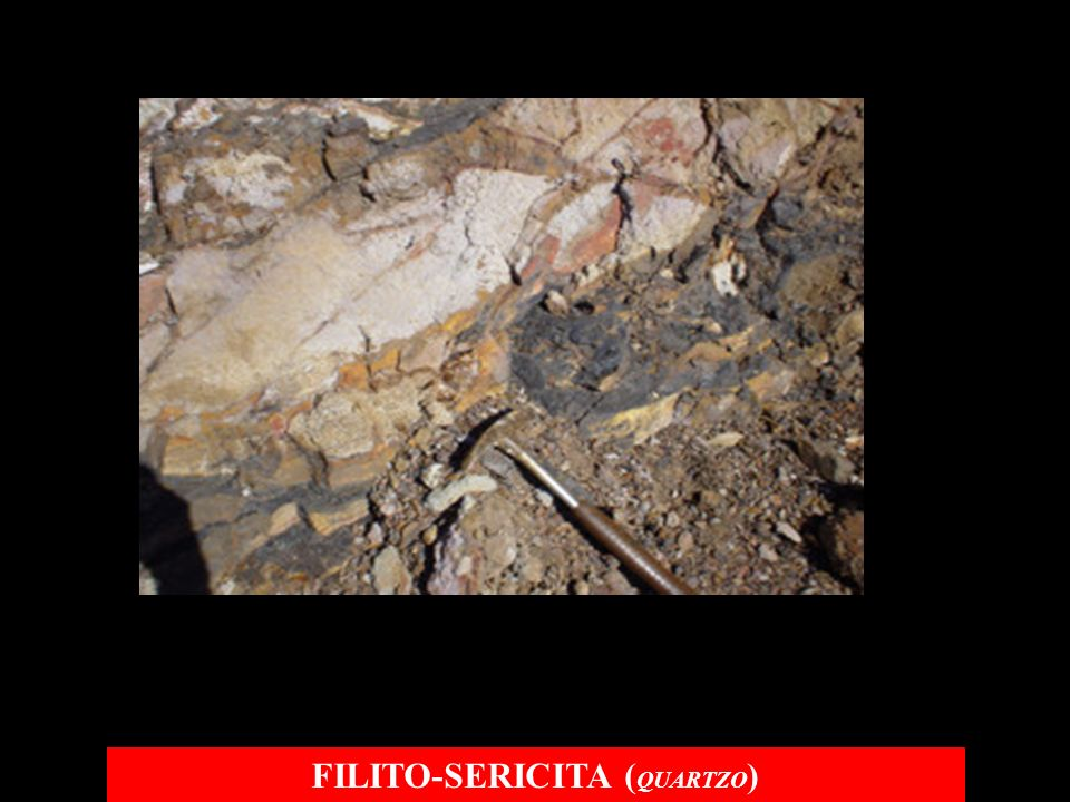 FILITO-SERICITA (QUARTZO)