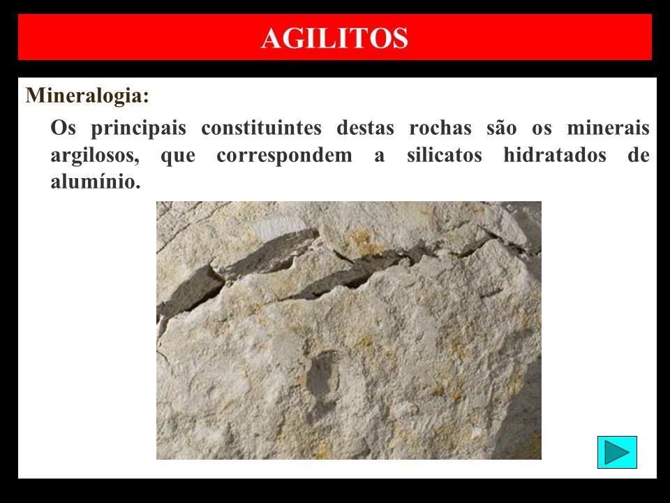 AGILITOS Mineralogia: