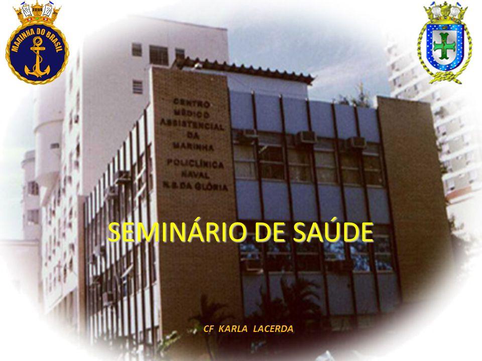 SEMINÁRIO DE SAÚDE CF KARLA LACERDA