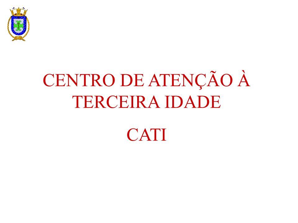 CENTRO DE ATENÇÃO À TERCEIRA IDADE