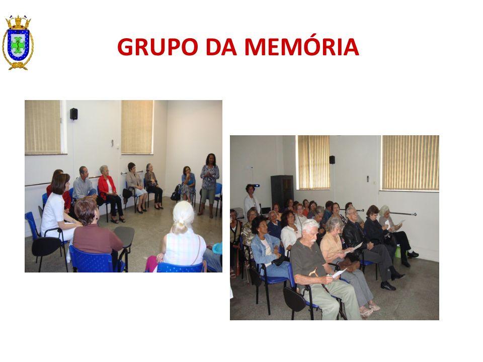 GRUPO DA MEMÓRIA