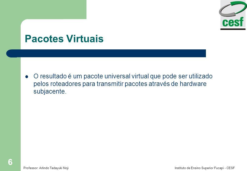 Pacotes Virtuais