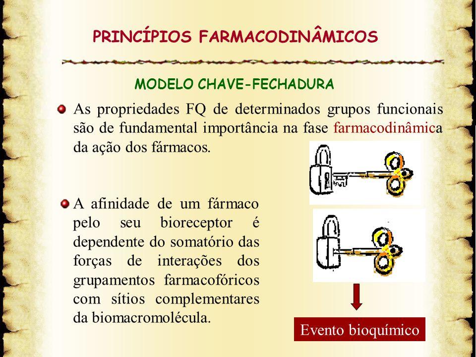 MODELO CHAVE-FECHADURA