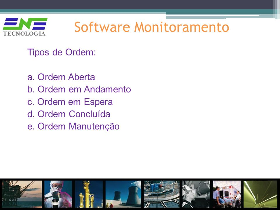 Software Monitoramento