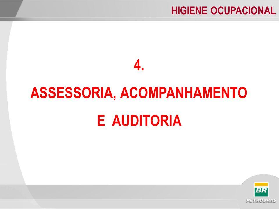 ASSESSORIA, ACOMPANHAMENTO