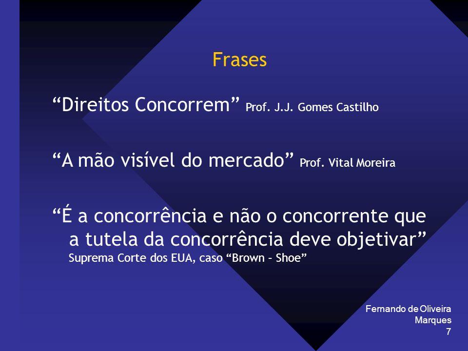 Direitos Concorrem Prof. J.J. Gomes Castilho