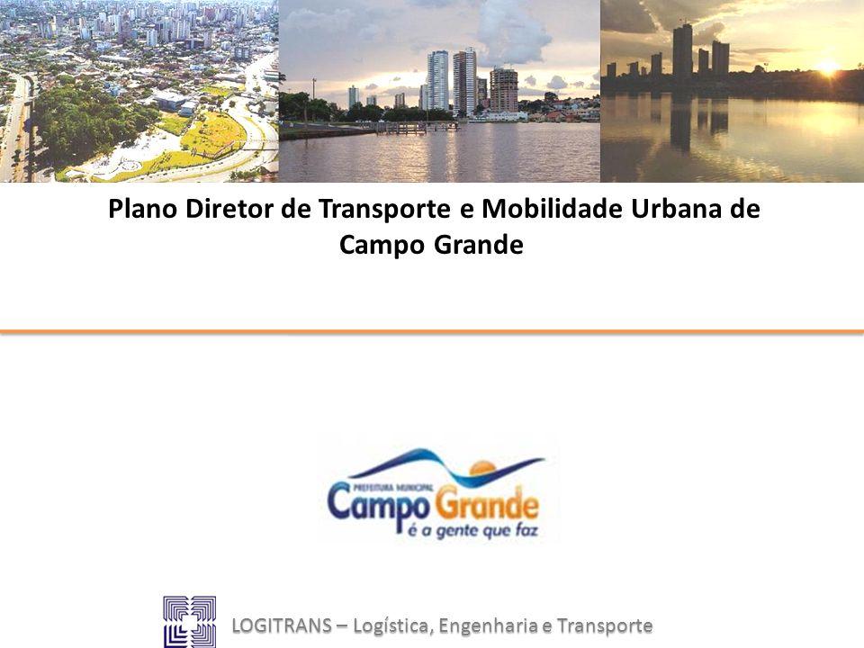 Plano Diretor de Transporte e Mobilidade Urbana de Campo Grande
