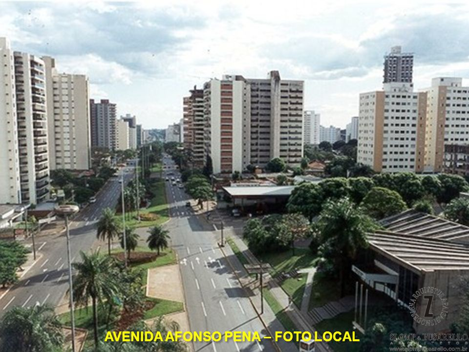 AVENIDA AFONSO PENA – FOTO LOCAL