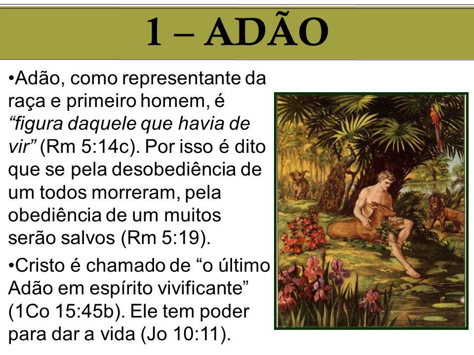1 – ADÃO