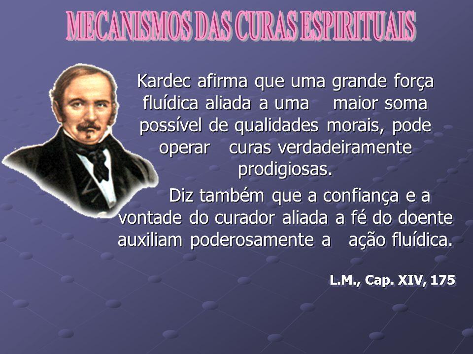 MECANISMOS DAS CURAS ESPIRITUAIS