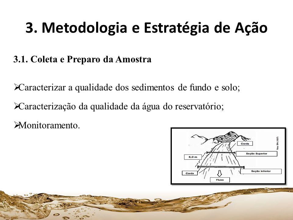 3. Metodologia e Estratégia de Ação