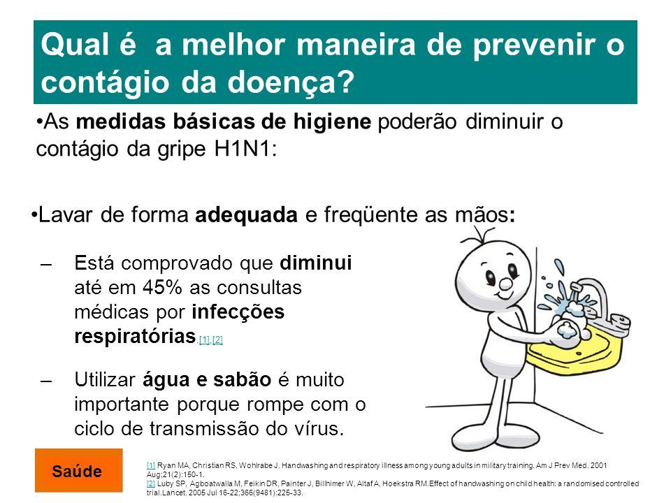 Qual é a melhor maneira de prevenir o contágio da doença