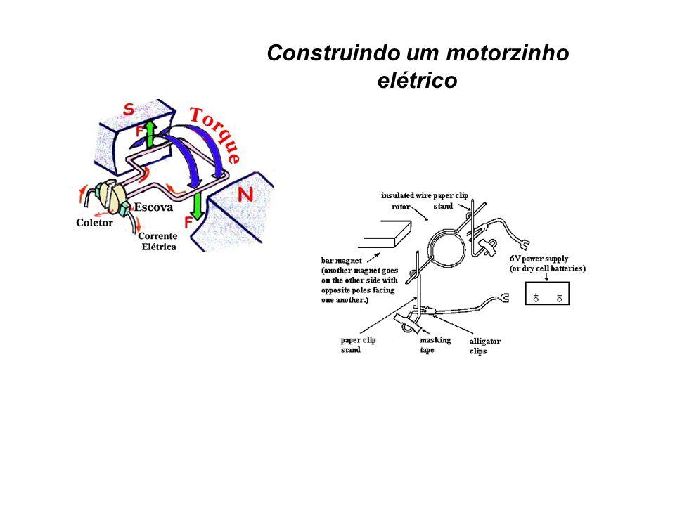 Construindo um motorzinho elétrico