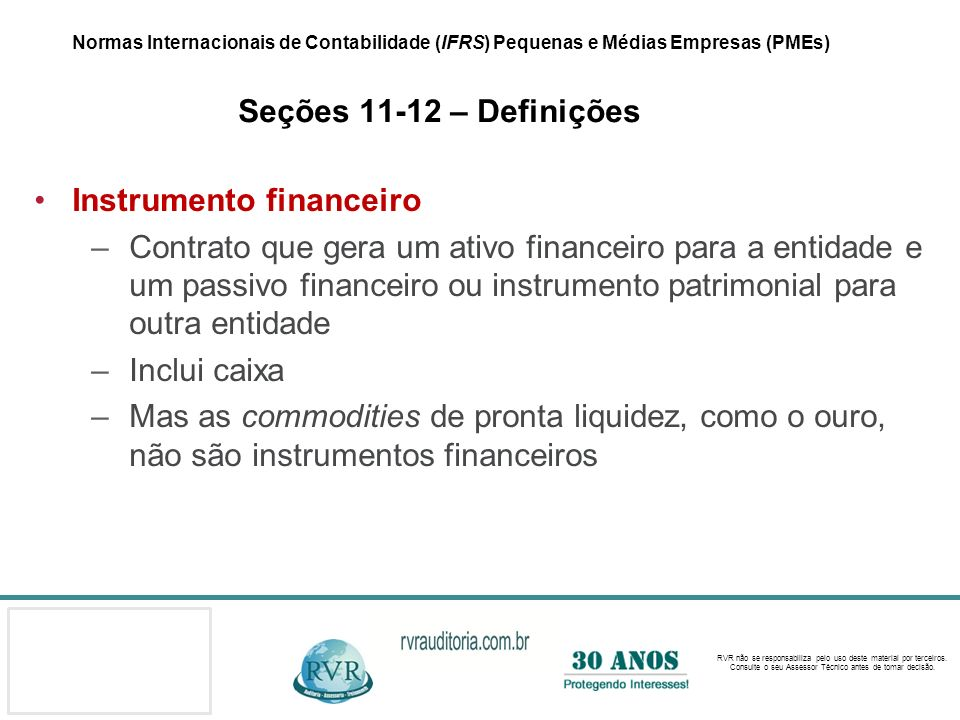 Instrumento financeiro