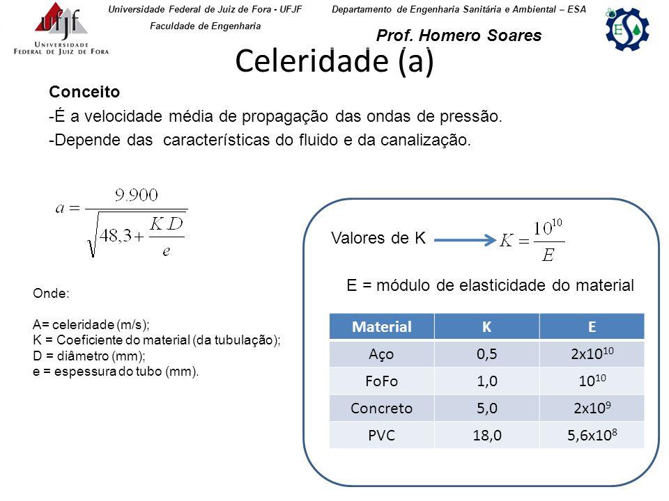 Celeridade (a) Prof. Homero Soares Conceito