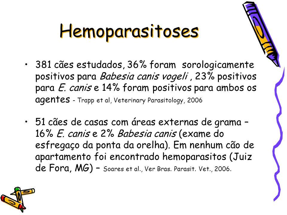Hemoparasitoses