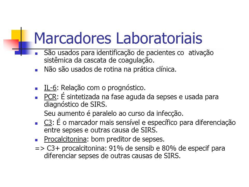 Marcadores Laboratoriais