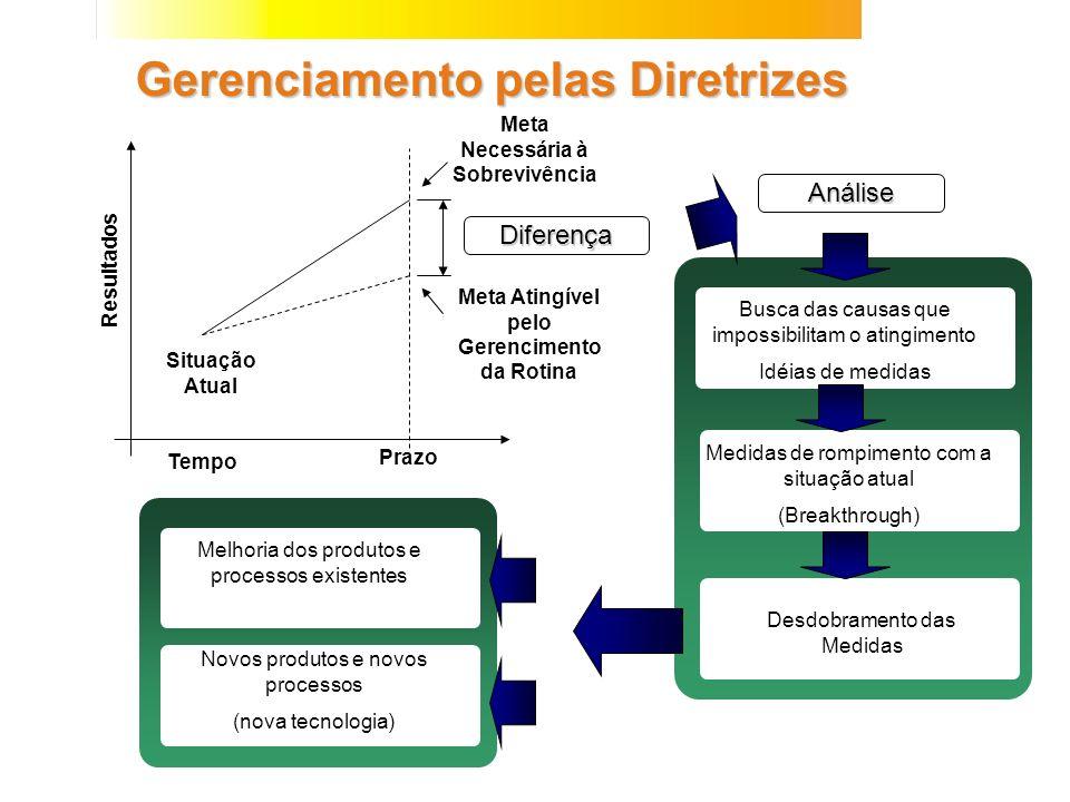 Gerenciamento pelas Diretrizes