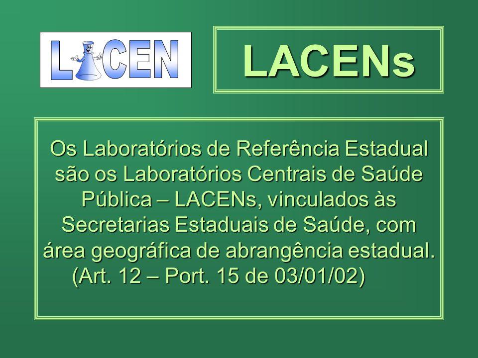 LACENs L. CEN.