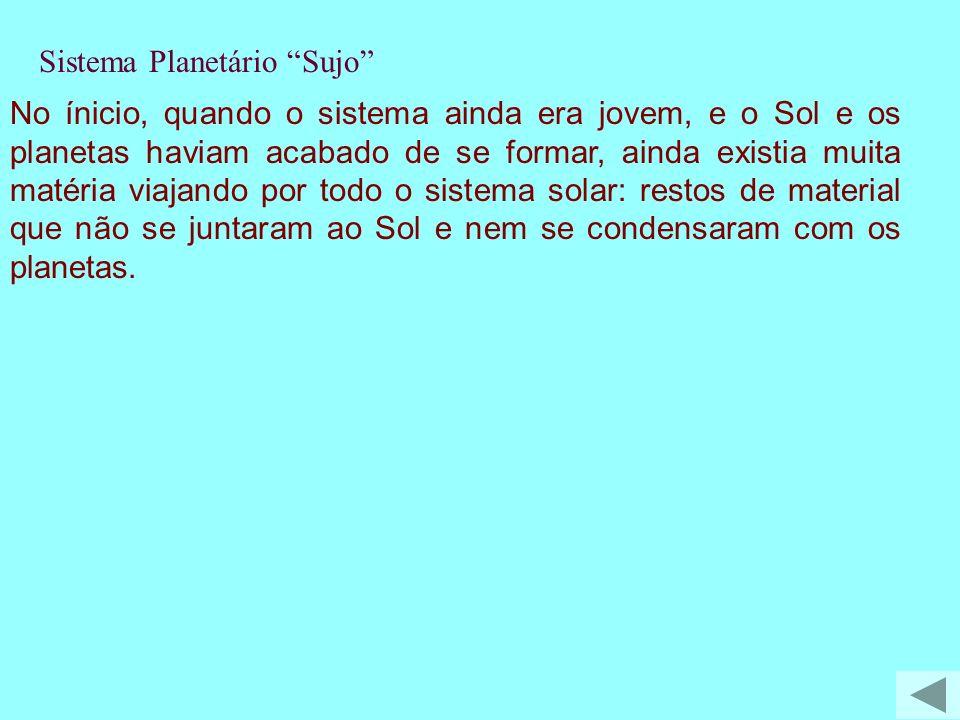 T-Sistema Planetário Sujo