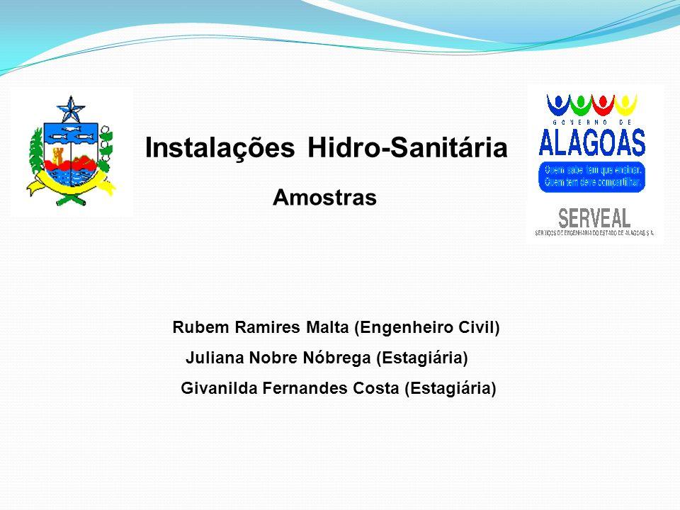 Instalações Hidro-Sanitária