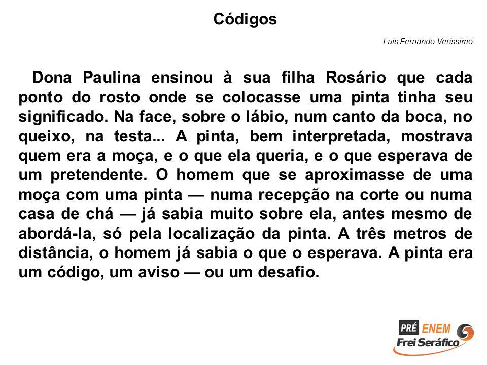 Códigos Luis Fernando Veríssimo.