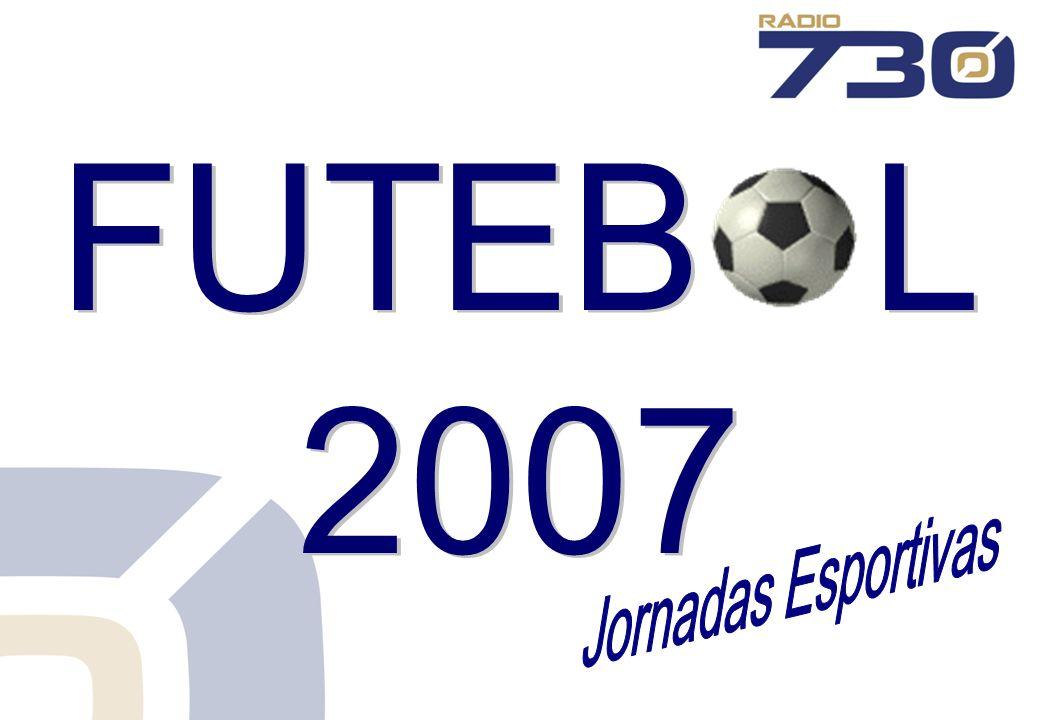 FUTEB L 2007 Jornadas Esportivas