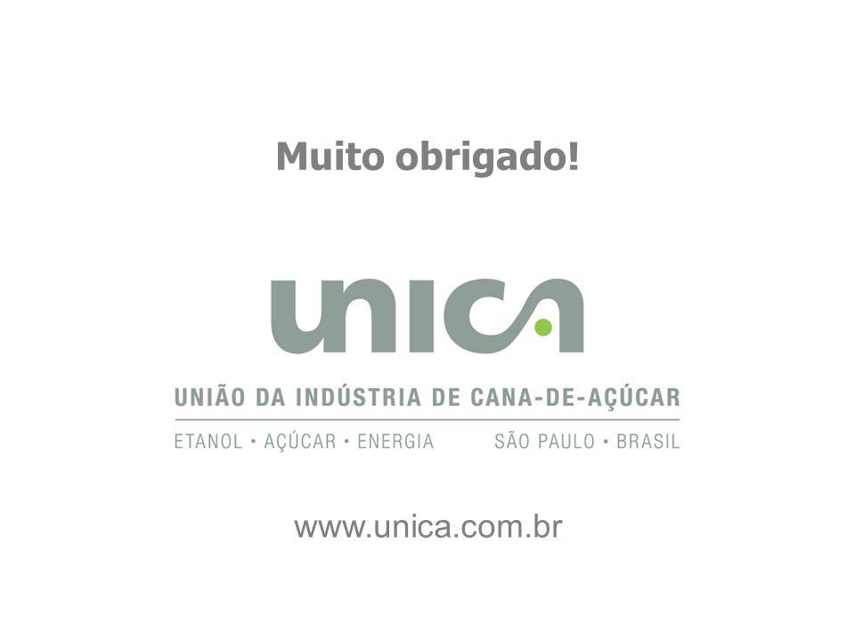 Muito obrigado! www.unica.com.br