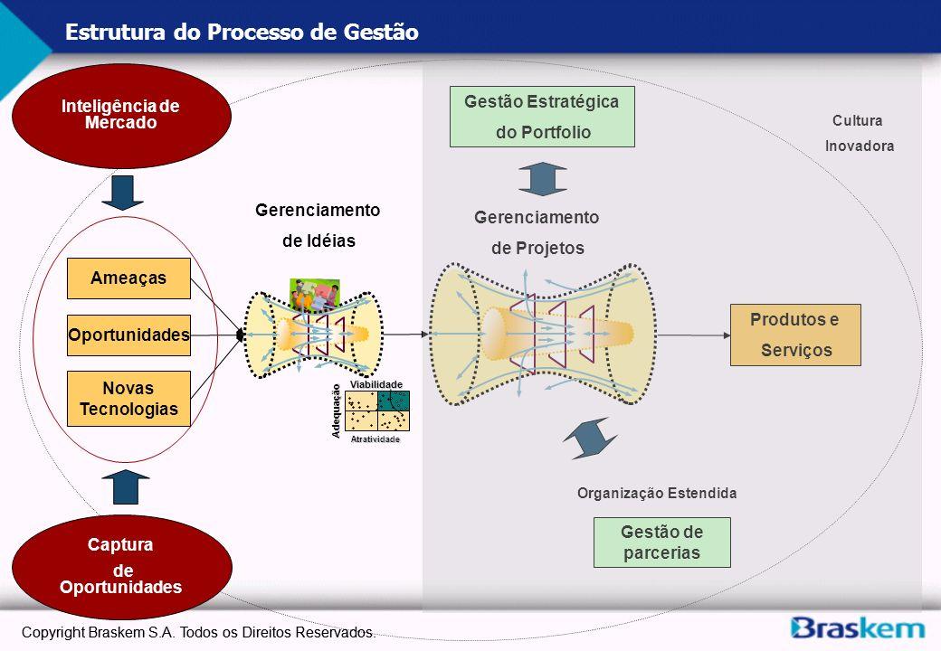 Estrutura do Processo de Gestão