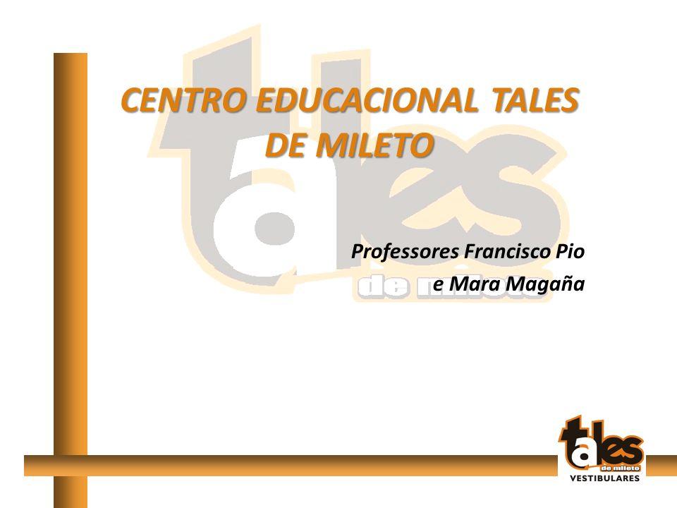CENTRO EDUCACIONAL TALES DE MILETO
