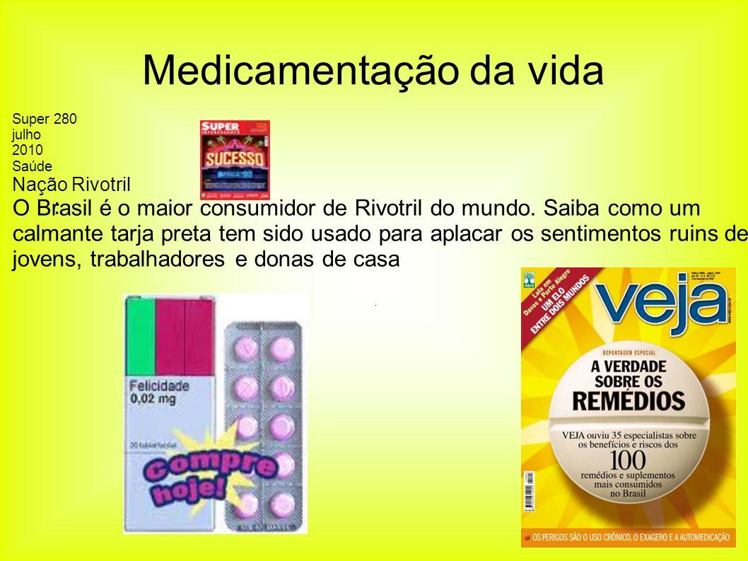 Medicamentação da vida