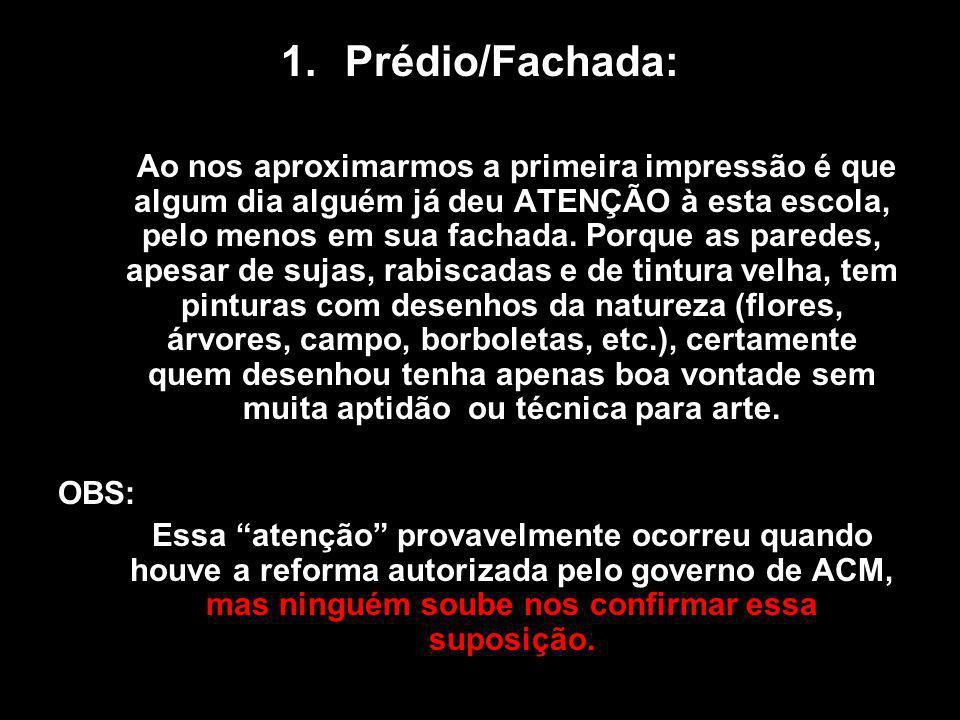 Prédio/Fachada:
