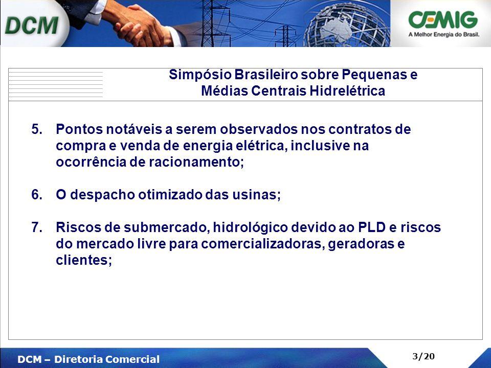 Simpósio Brasileiro sobre Pequenas e Médias Centrais Hidrelétrica