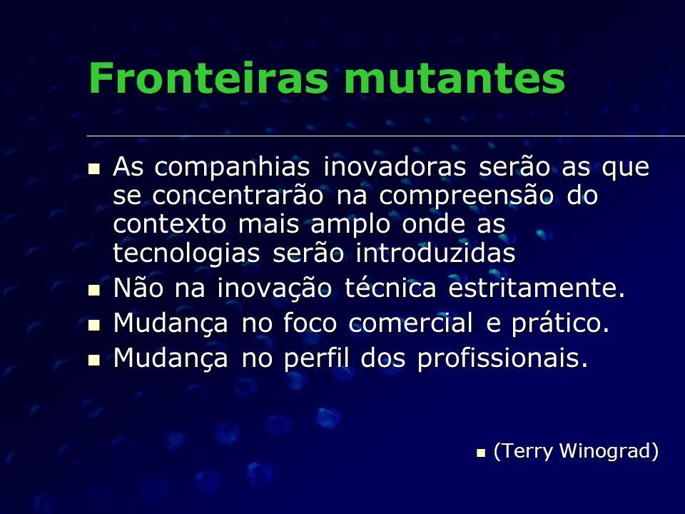 Fronteiras mutantes