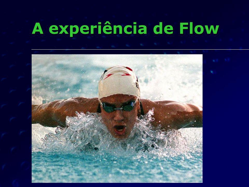 A experiência de Flow 41