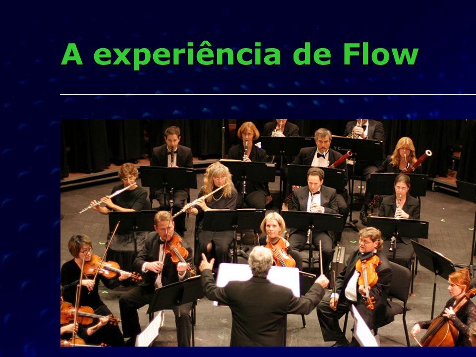 A experiência de Flow 42