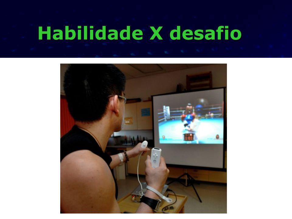 Habilidade X desafio 50