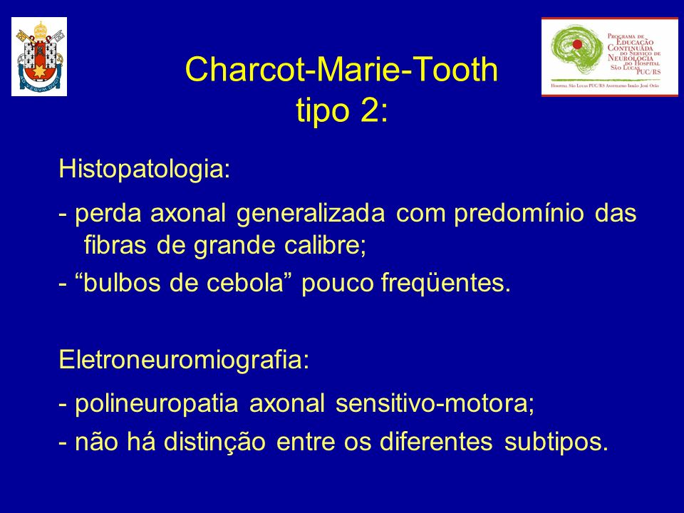 Charcot-Marie-Tooth tipo 2: