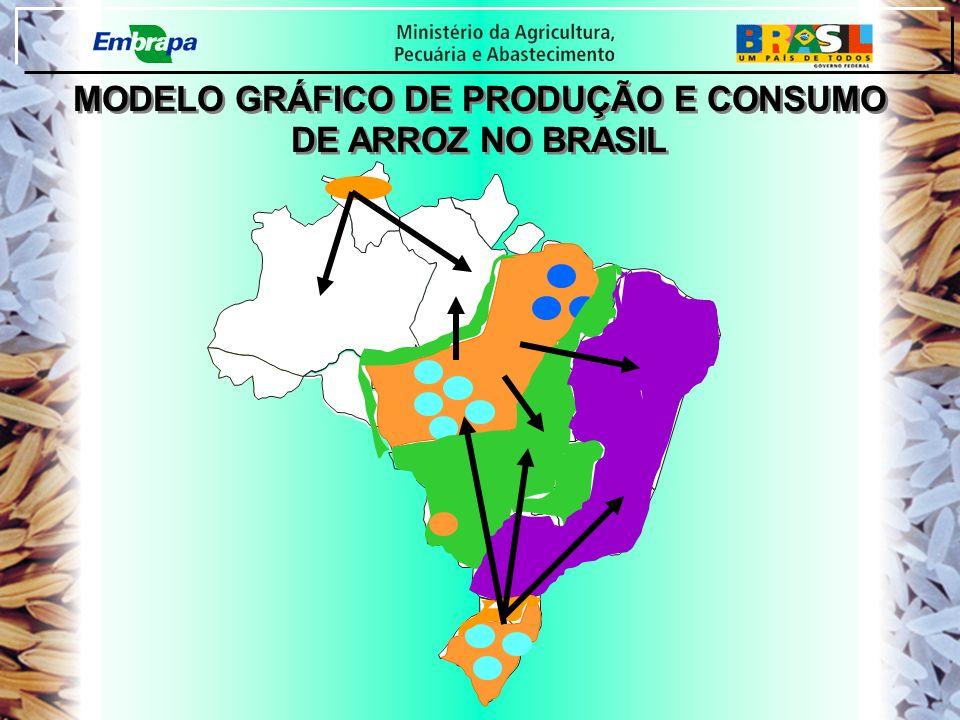 MODELO GRÁFICO DE PRODUÇÃO E CONSUMO